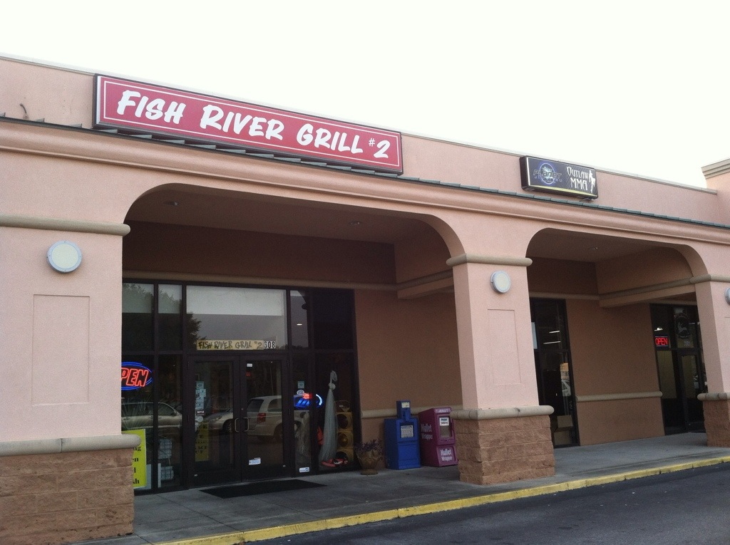Fish river grill 2 foley al a regional pairing for Fish river grill gulf shores